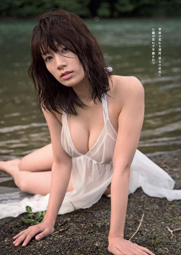 佐藤美希 水着エロ画像062