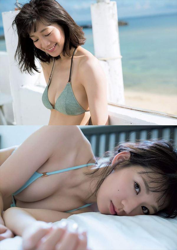 佐藤美希 水着エロ画像069