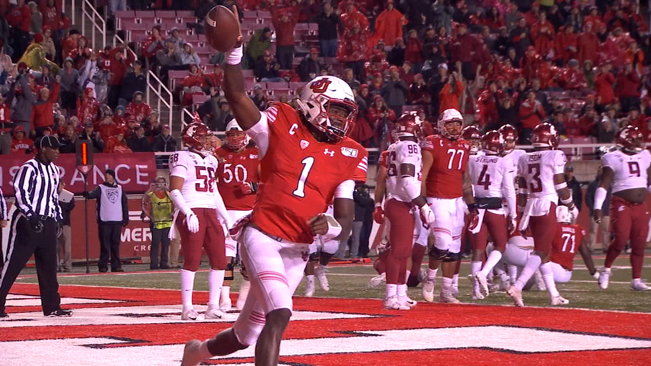 Tyler Huntley Throws For 334 Yards And Accounts For Four