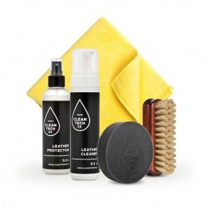 CleanTech Leather Care Kit – zestaw do skórzanej tapicerki