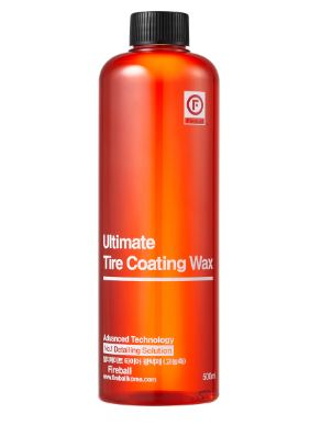 Fireball Ultimate Tire Coating Wax 500ml (Red)