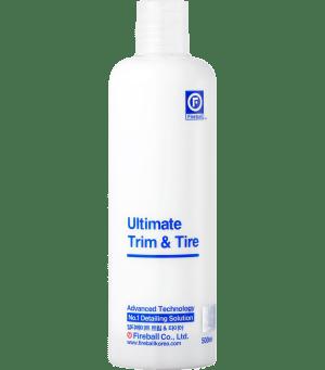 Fireball Ultimate Trim & Tire 500 ml