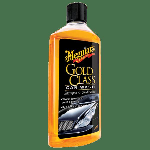 Meguiar's Gold Class Shampoo & Conditioner 473ml – szampon samochodowy