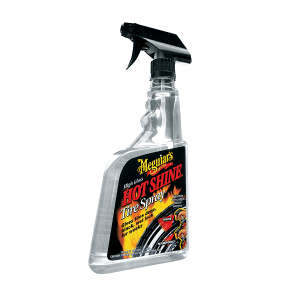 Meguiar's Hot Shine Tire Spray 710ml – dressing do opon