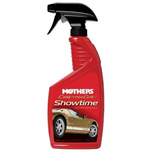 Mothers Showtime Quick Detailer 710ml – preparat do nabłyszczania lakieru