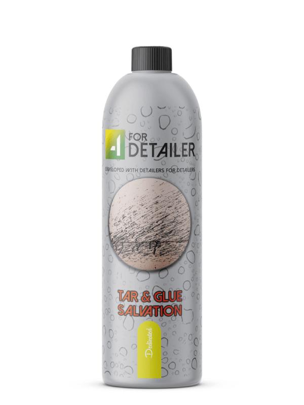 4Detailer – Tar&Glue Salvation 1L – preparat do usuwania smoły i kleju.