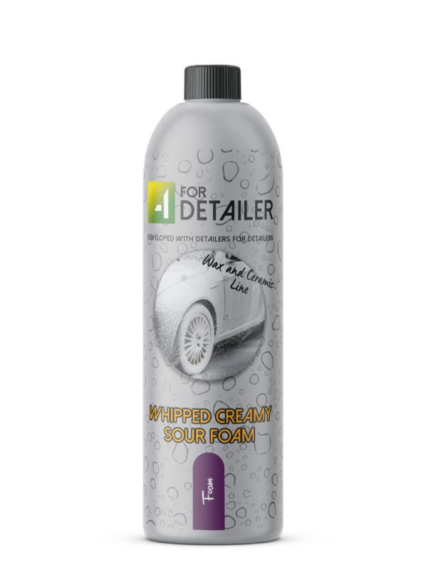 4Detailer – Whipped Creamy Sour Foam – piana aktywna