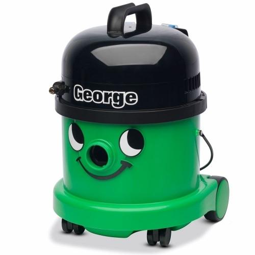Numatic GVE370 George – wielofunkcyjny odkurzacz piorący, do zanieczyszczeń mokrych i suchych