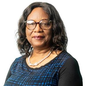 Joyce M Mwansa