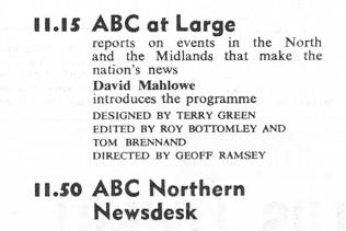 TVTimes for the North, 9 September 1962