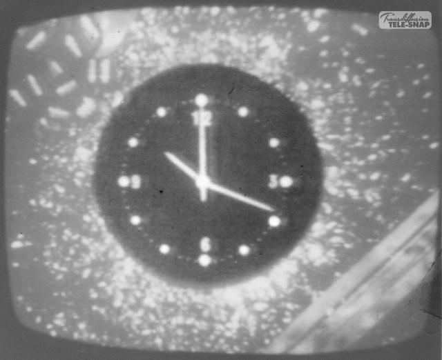 ABC Xmas clock 1967