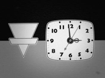 Clock Spot debranded clock