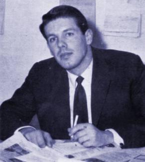 TERRY HUGHES - Promotion Writer, Teddington