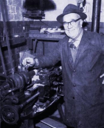 GEORGE THOMPSON - Power House Engineer, Teddington
