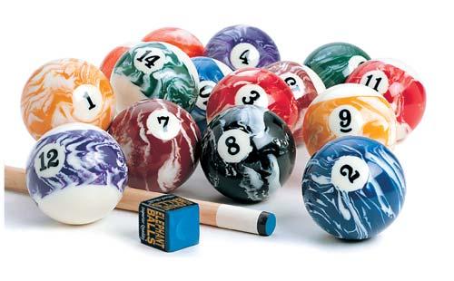 Ball Pool Clear Set Billiard