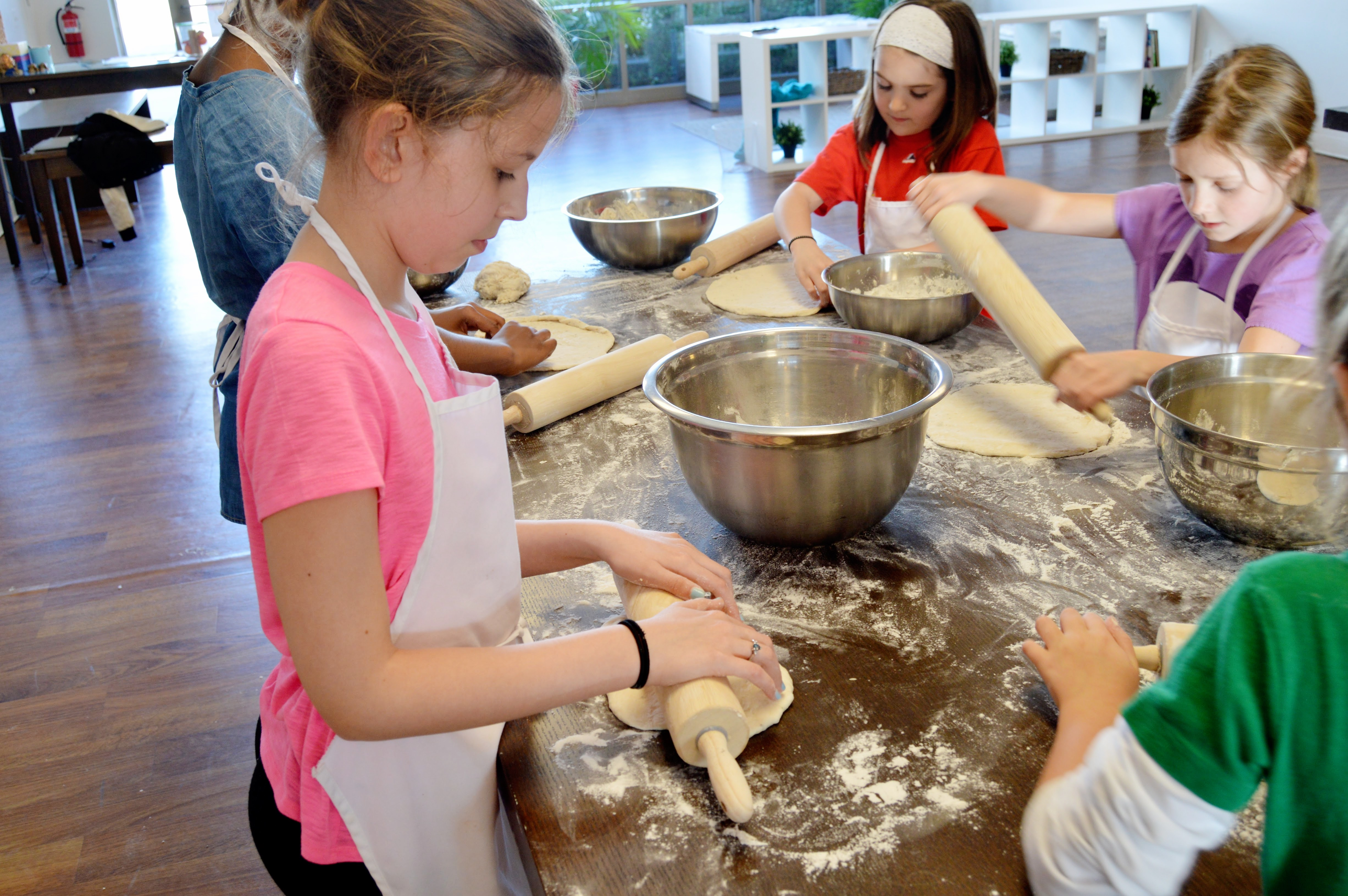 Best Summer Ever Kids Cooking Camp At Abc Chefs Kids