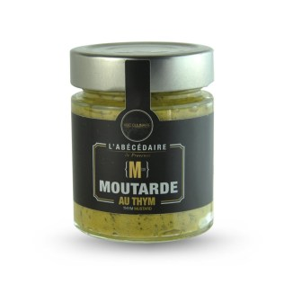 Moutarde au Thym ABC Culinaire