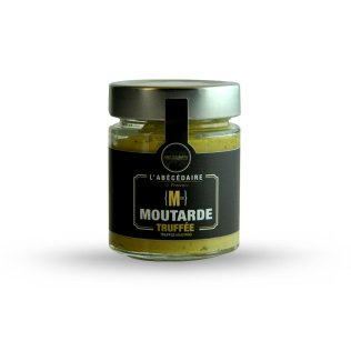 Moutarde truffée ABC Culinaire