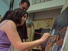 Painting Course- ABC de' Conti