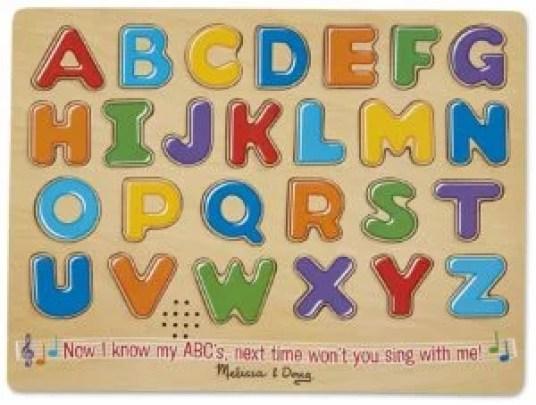 MD Alphabet Sound Puzzle