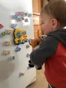 toys that teach kids the alphabet