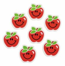 Apple Mini Erasers