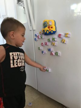 Fridge Phonics