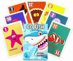 Go Fish Game For Kids