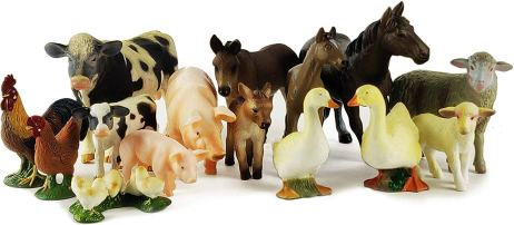 farm animal figures