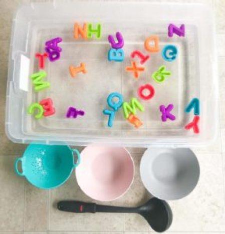 alphabet soup activity
