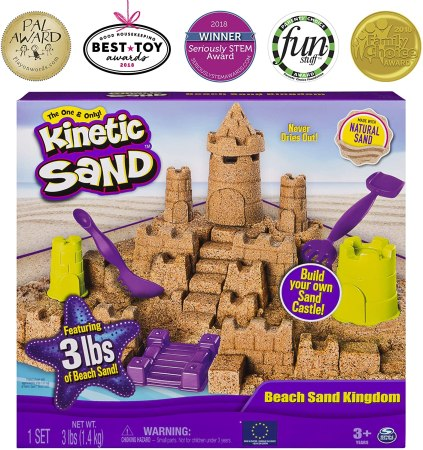 kinetic sand for kids