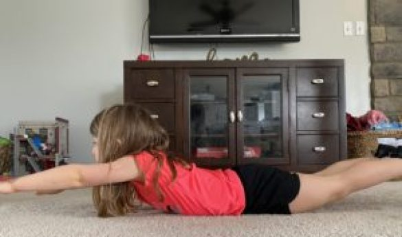 superman hold exercise