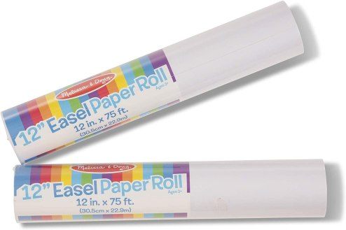 easel paper