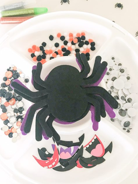 creating spiders