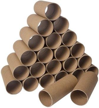 craft paper TP rolls