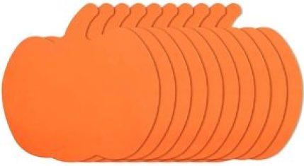 foam pumpkins