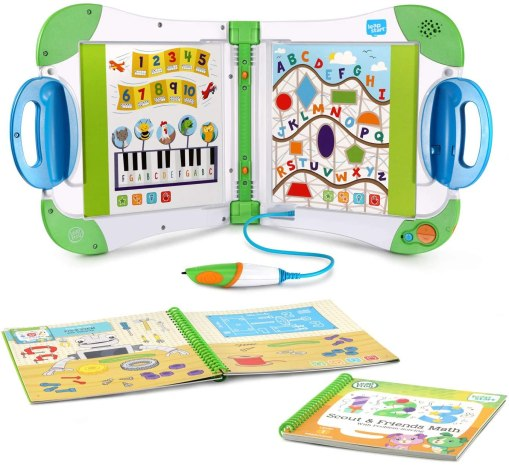 leapfrog leapstart activity book