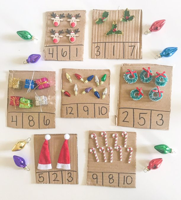 DIY tactile boards