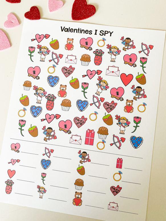valentine i SPY