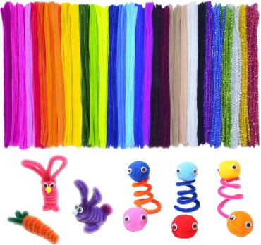 rainbow pipe cleaners