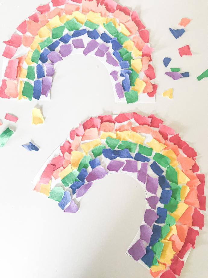 ripping rainbow activity