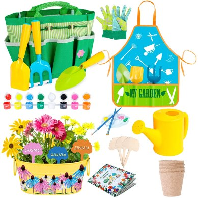 gardening kit for kids