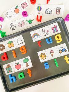 secret words activity
