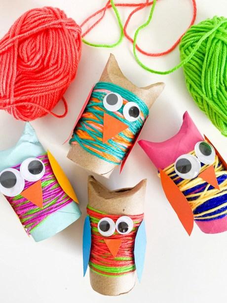 TP Owl craft