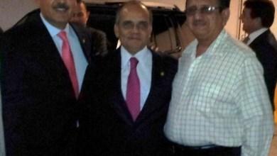 Photo of Jorge Ramírez Espino gestionó importantes obras sociales ante diputados federales.