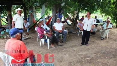 Photo of No liberarán los pozos hasta que se les paguen las afectaciones