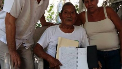 Photo of Conozcamos a nuestros ancianos: «Don Juanito»