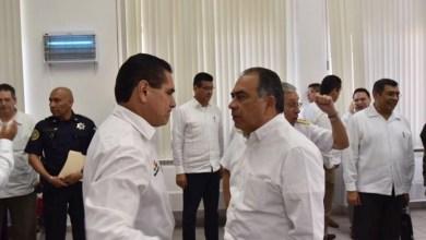 Photo of Héctor Astudillo y Silvano Aureoles alistan estrategia de seguridad en Zona Económica Especial «Lázaro Cárdenas-Puerto Unión»