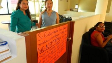 Photo of Asesores del juzgado penal acusatorio paran labores