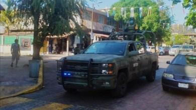 Photo of Sedena mantiene perifoneo en colonias de Zihuatanejo